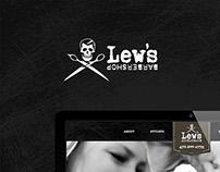Lew's Barbershop