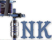 INKLINGS Tattoo Shop Bumper
