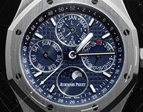 Audemars Piguet - The new Geometry of Time