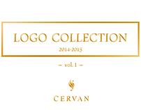 """Cervan 2014-2015 : 1st Logo Collection"""