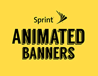 Animated Sprint Banners