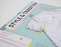 MU Style & Tradition T-Shirt Design Contest