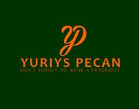 YURIYS PECAN, BRAND IDENITY DESIGN