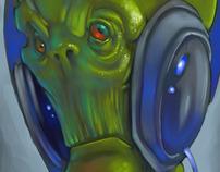 Alien-Manfred