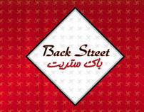 Back Street Menu