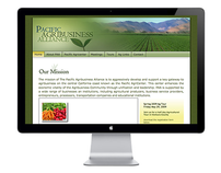 Pacific Agribusiness Alliance website