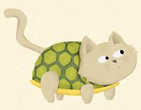 Ilustração - Festa dos animais