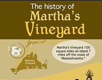 Infographic: Martha's Vineyard