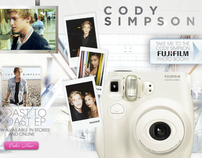 Cody Simpson Photobooth Application