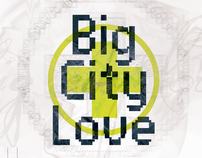 Big City Love – CD Artwork