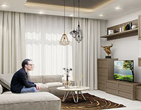 HappyValley Apartments. HCMC