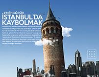İstanbul'da Kaybolmak