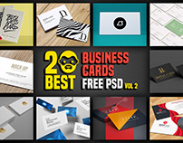 Here is best popular collection of business cards and