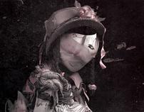 Doll repair shop