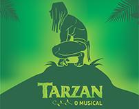 Poster - Tarzan o Musical