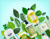 Amazon / soap.com Natural & Organic Sale