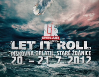 LET IT ROLL OPEN-AIR 2012