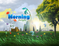 Morning Delight  - Opener Title - Metro One News TV