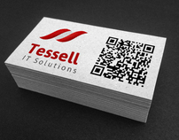 Tessell IT Solutions Branding