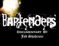 "Film Poster "" Bartenders Documentary """
