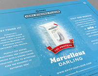 Baking Flour - Branding / Website