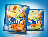 Nestea packaging