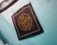 Diseño de Logotipo  venta on line Tshirts Miami FL.