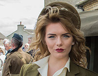 Haworth 1940's Weekend (2015)