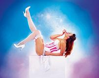 Cabaret Spectacular Campaign. Plaza MT