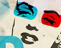 3D REVOLUTION - 1 side flyer / poster A3
