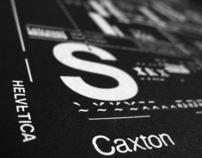 CAXTON  black
