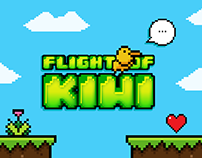 Flight of Kiwi