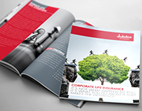 "CS-""Corporate Brochures for Jubilee Life Insurance"""