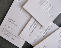 The Tofu Factory, Business Cards