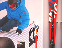 PRODUCT DESIGN - ATOMIC SKI POLE