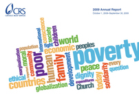 2009 Catholic Relief Services Annual Report