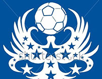 stock-vector-eagle-and-soccer-ball-graphic-design