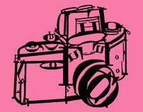 Camera Typography