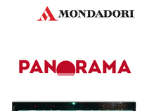 PANORAMA logo Re-design and Cover