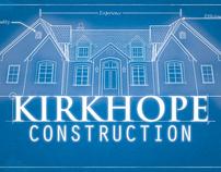 Kirkhope Construction Branding