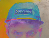 SUPREME WATERCOLOR BOY