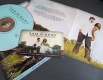 Sam & Ruby, CD Package