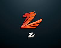 Z horse logo