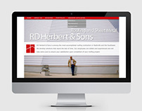RD Herbert & Sons Website