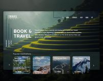 Travel Expert - Landing Page