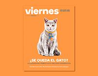 Ilustraciones revista Viernes