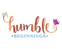 Humble Beginnings Logo Design