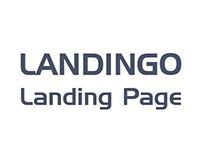 LANDINGO - Simple Landing Page