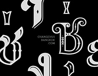 ChangChui Creative Space Corporate Identity