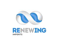 Renewing Imporst [Logo]